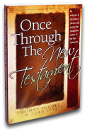 Once Through the New Testament