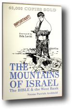 Mountains of Israel